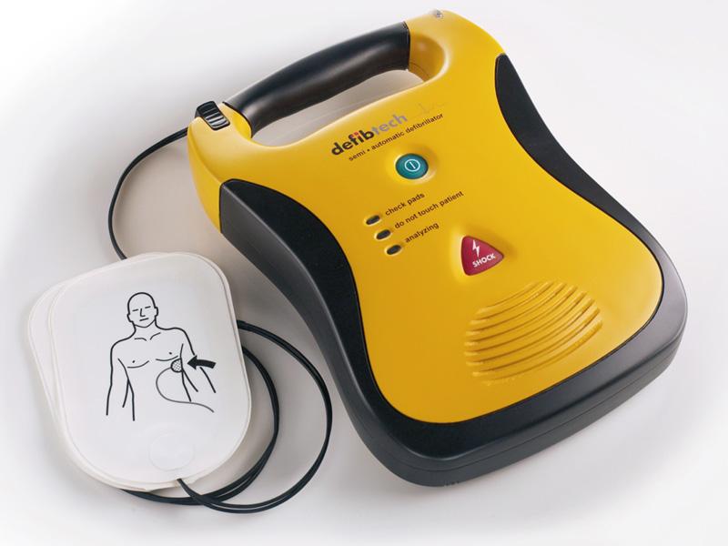 defibrillatore 3 - Installazione Defibrillatore