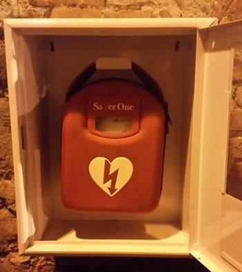 Defibrillatore - Ora il Defibrillatore è Funzionante