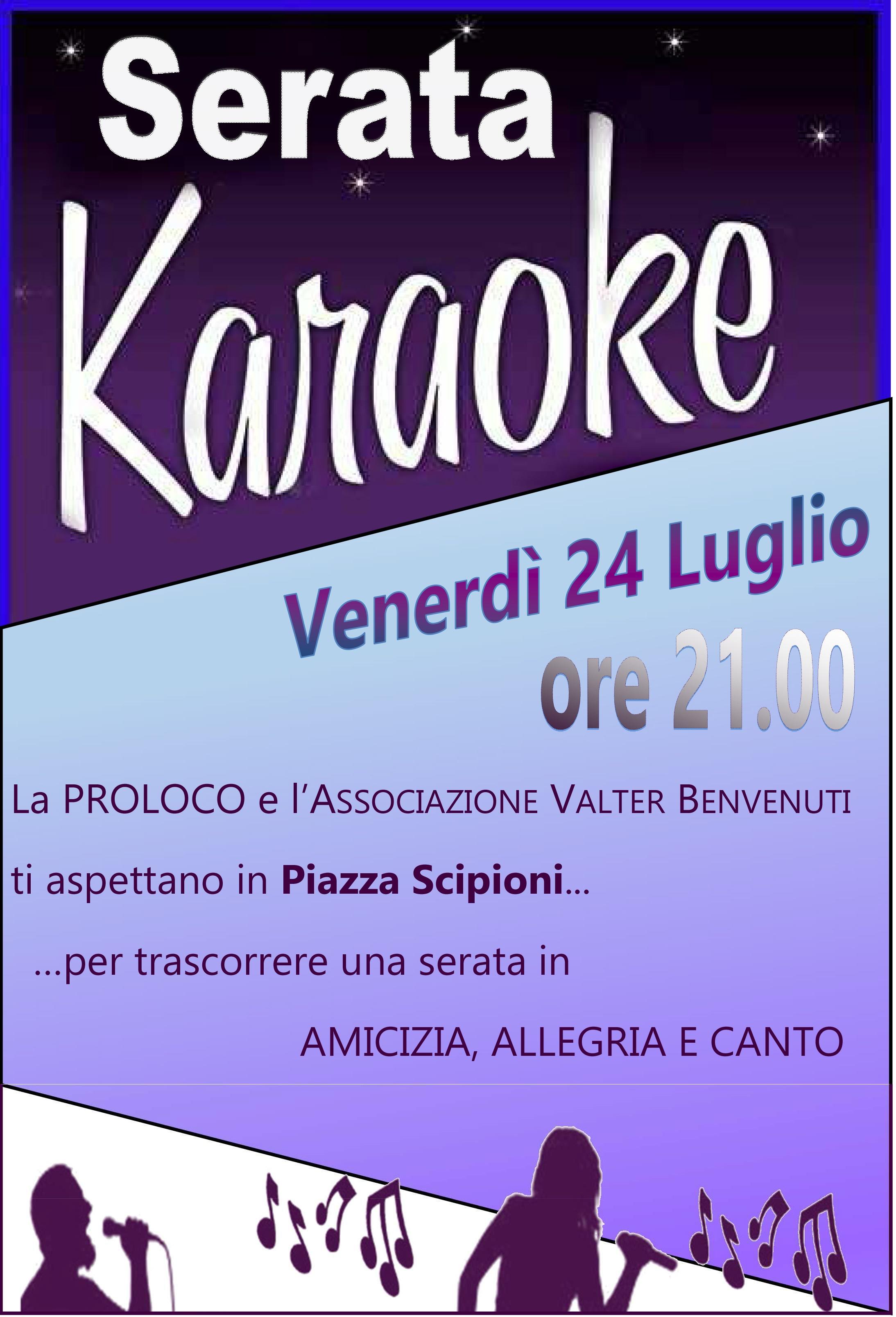 Locandina Karaoke - Karaoke