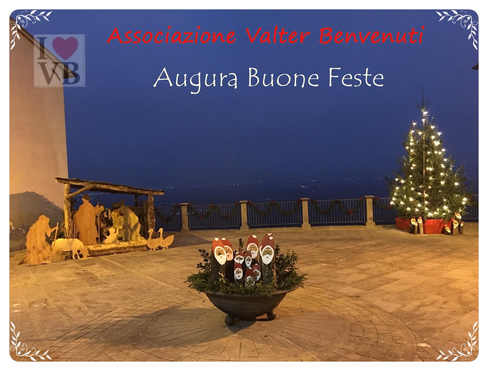 Natale2015AVB - Buone Feste