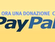 donazione paypal 180x138 - Donazioni con Paypal