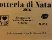 LotteriaDiNataleDavanti 180x138 - Lotteria di Natale 2016