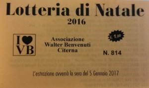 LotteriaDiNataleDavanti 300x178 - Lotteria di Natale 2016